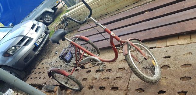 Rower 3 kołowy Tolek