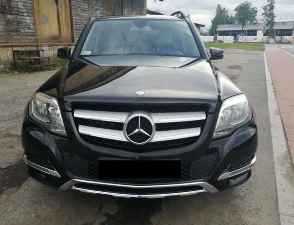 Продам Mercedes-Benz GLK 250 BLUETEC 2015