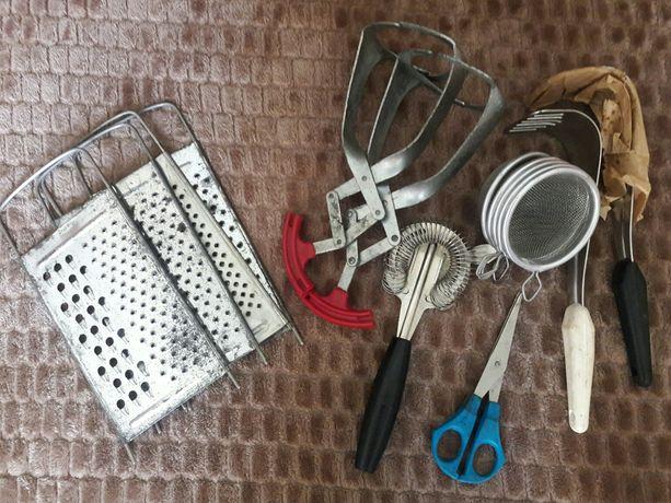 Кухонні приладдя часів