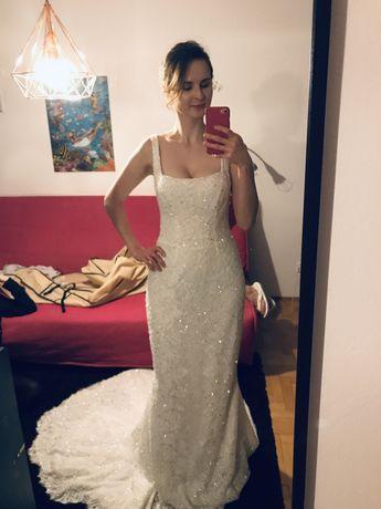 Suknia ślubna Viola Piekut 34/36 NOWA
