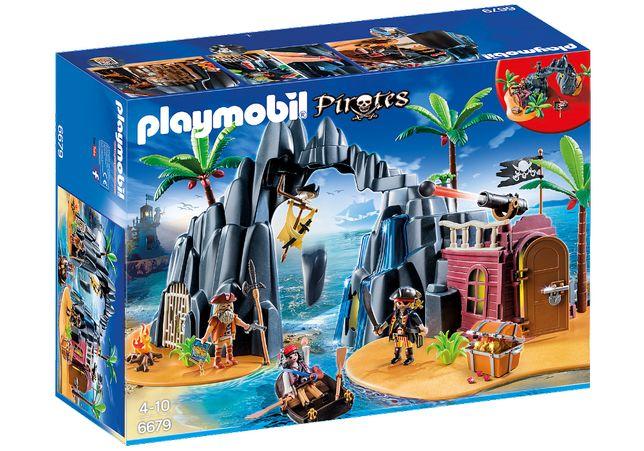 Playmobil 6679 пиратский Остров Сокровищ (НОВЫЙ)