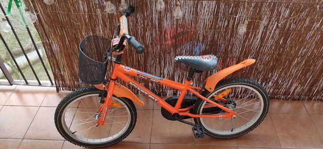 Sprzedam używany rowerek dziecięcy BMX  dla dziecka 6-8 lat.