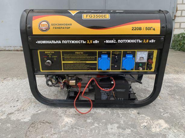Генератор Forte FG3500E