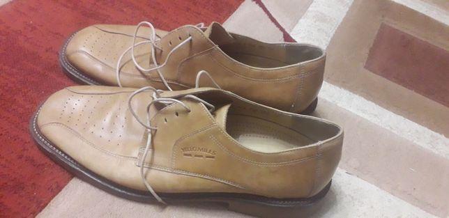 Немецкие мужские туфли
