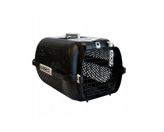 Transporter dla kota Catit White Tiger Voyageur, czarny