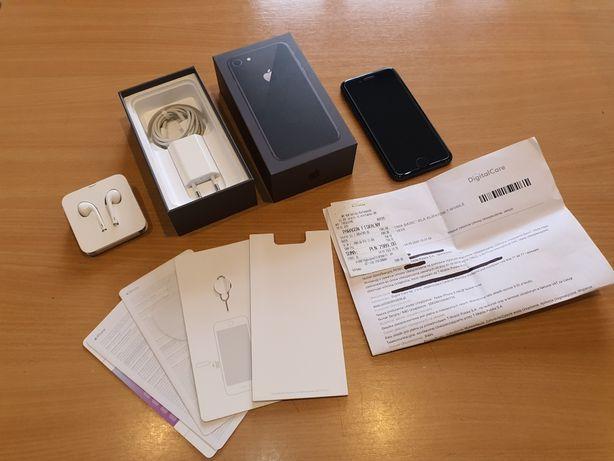 Telefon Iphone 8 Space Gray 64GB GWARANCJA!!!