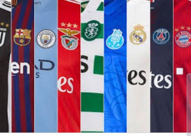 Camisola Futebol 2021 / 2022