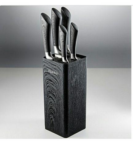 Новый Набор Ножей на подставке