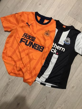 Футбольные футболки Newcastle United ньюкасл