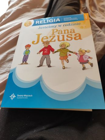 Oddam za darmo książkę do religii.