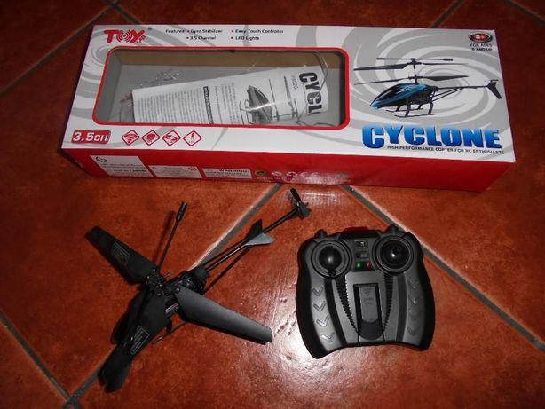 Helicóptero telecomandado - Toy Lab Cyclone