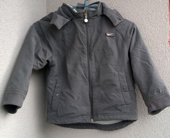Kurtka Nike 110-116 przejściowa wiosenna polar chłopięca,dziecięca
