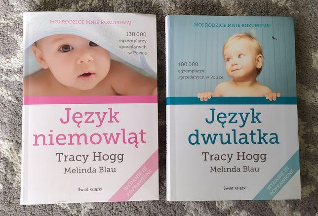 Pakiet Język niemowląt Język dwulatka