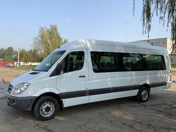 Микроавтобус Mercedes-Benz Sprinter 516