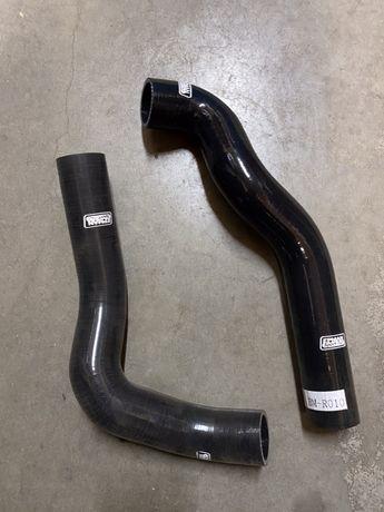 Силиконовый патрубок радиатора BMW E36 m50 m52 пара