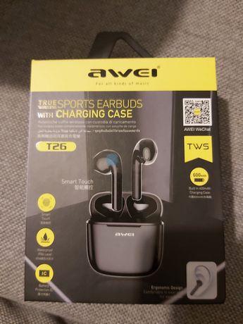 Słuchawki Bluetooth AWEI T26