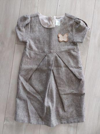 Sukienka firmy Reserved Kids, rozmiar 110 cm, 4-5 lat