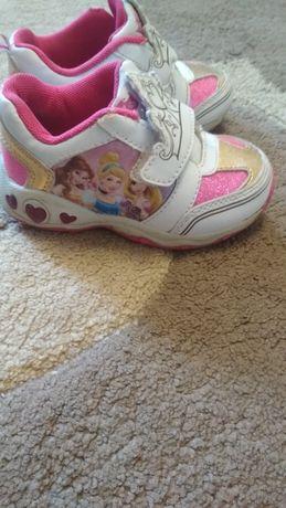 Кросівки disney для дівчинки
