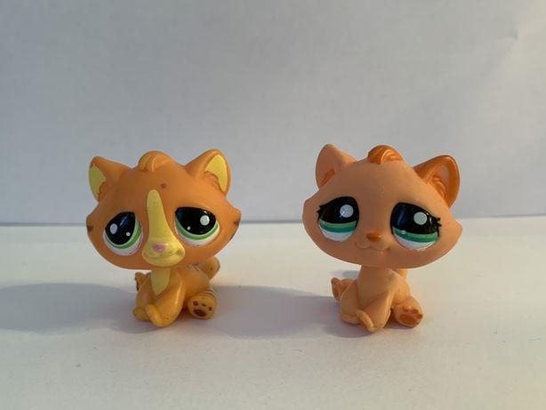 LPS Littlest Pet Shop - figurki kotki