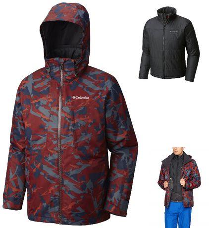 Зимняя куртка, р.L и р.XXL Columbia Sportswear whirlibird, оригинал.