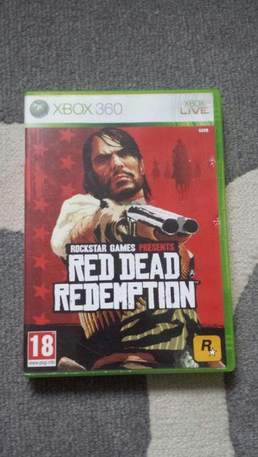 Gra Red Dead Redemption xbox 360