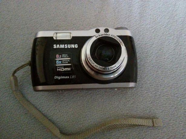 Aparat Samsung uszkodzony