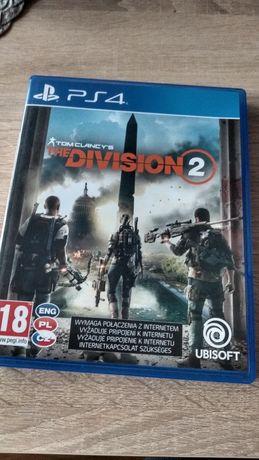 Gra Division 2 ps4 zamienię.