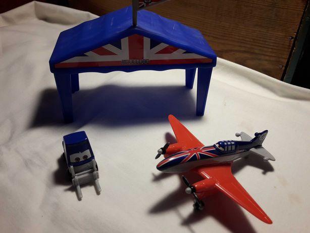 Фігурки Літачки Planes набір Bulldog Бульдог
