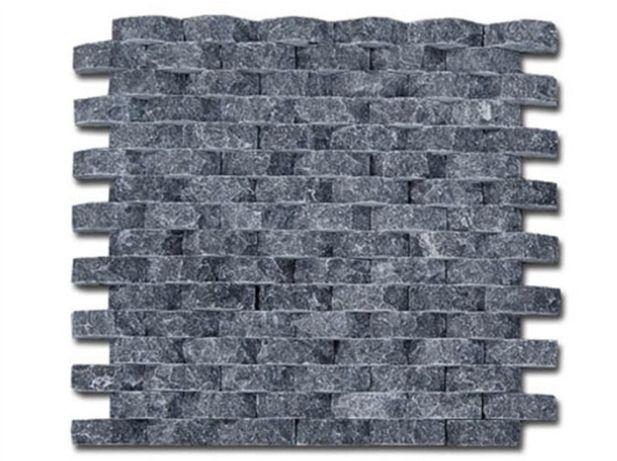 Mozaika czarna oval