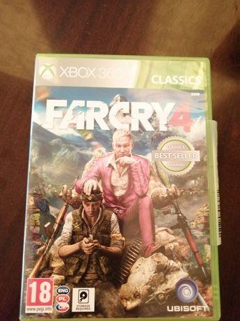 FARCRY 4 gra XBOX360