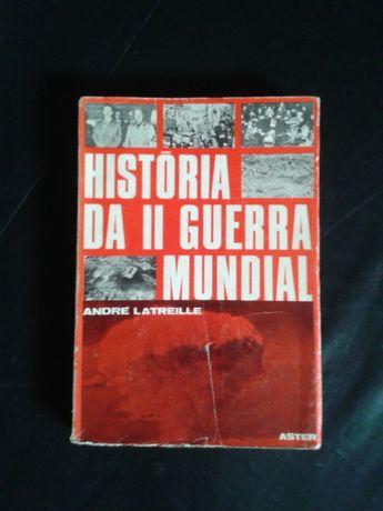 Livro História da II guerra mundial, C/OFERTA EXTRA