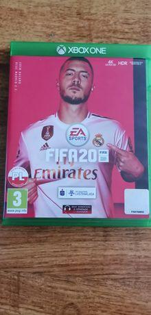 Gra fifa 2020 Xbox One  one s  one x