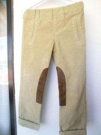 calças de bombazine da Zippy, Losan.