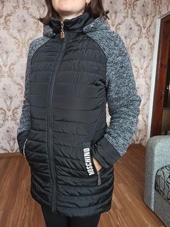 Куртка демісезон розмір 44 ціна 250