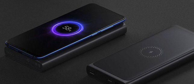 Портативна батарея Xiaomi 10 000mAh Wireless (Black)