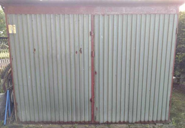 Garaż blaszany, 3x5, blaszak (17.06 - rezerwacja)