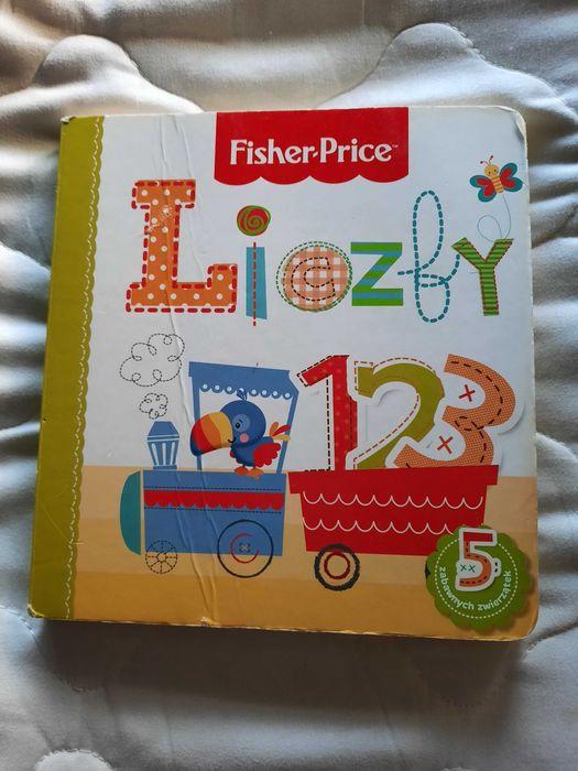 Książeczka Liczby Fisher Price Warszawa - image 1