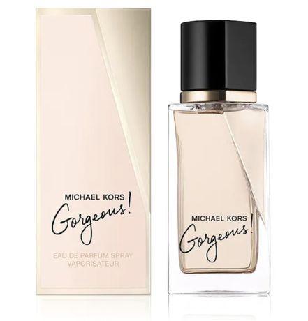 Perfumy Michael Kors Gorgeous 50ml nowe