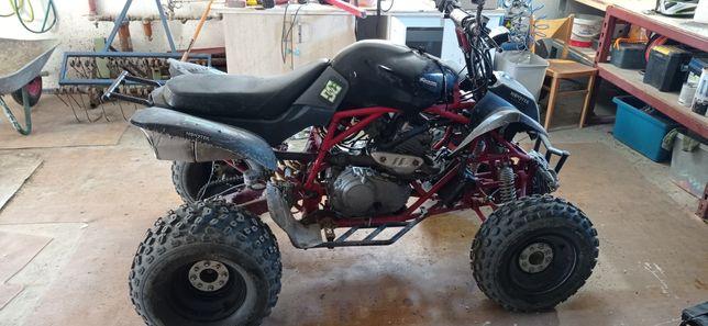 Quad  ATV CB 500