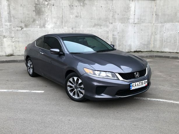 Honda Accord Coupe 2015 2.4