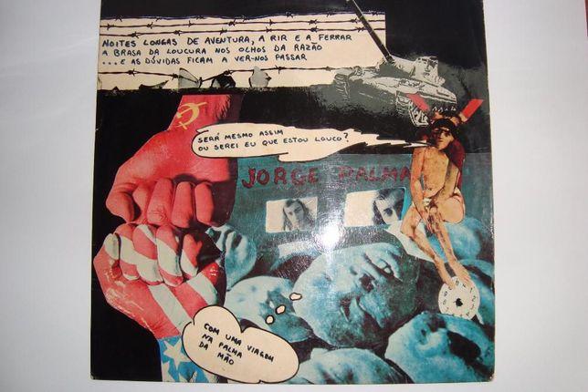 JORGE PALMA - Com uma viagem na palma da mão 1975