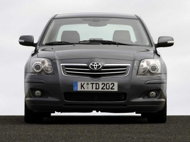 Авторозборка Тойота Авенсіс 2003-2008 Toyota Avensis Запчастини