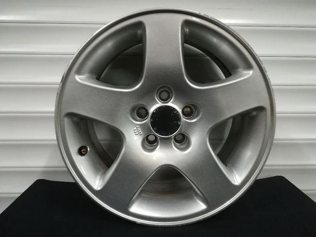 """Felgi aluminiowe 15"""" 5x100 VW Audi Seat Skoda / Nr35"""