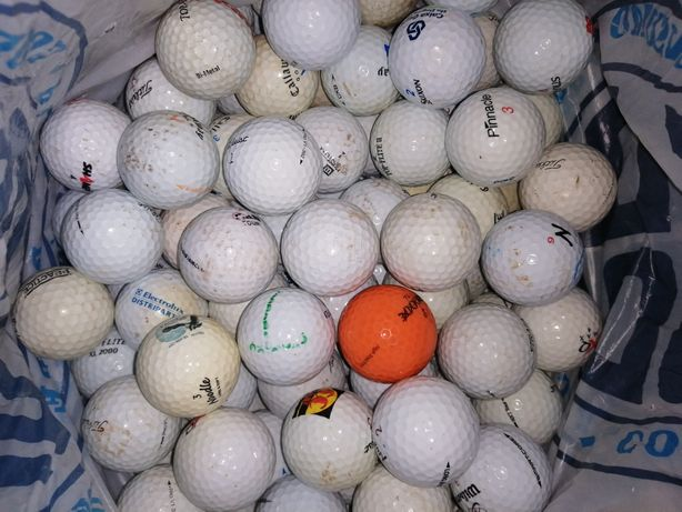 Vendo bolas de golf
