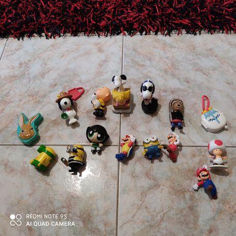 Miniaturas do Macdonalds