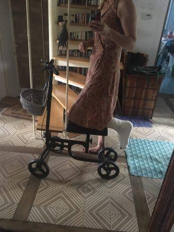 Chodzik kolanowy knee walker knee rover scooter
