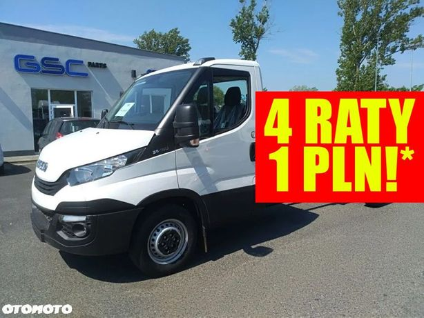 Iveco Daily  IVECO Daily 35S18 3.0 L 180 KM GSC Gibas Service Center