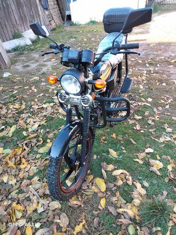 Акция! Последние единицы Мотоцикл новый Spark SP125C-2CFO 2021 года