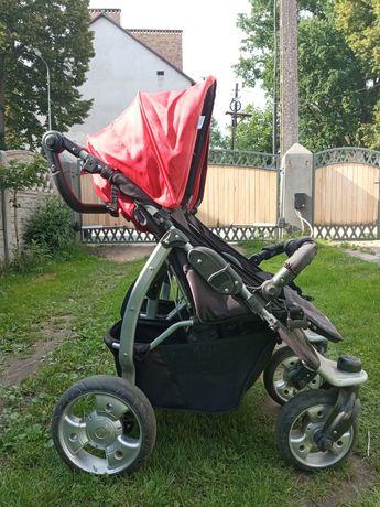Wózek bliźniaczy Kees twin