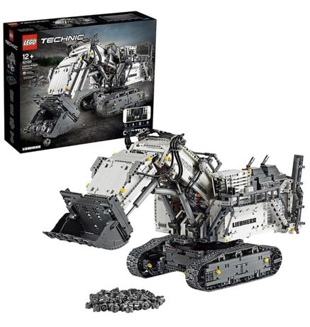 Lego 42100 Technic Liebherr Excavator R 9800